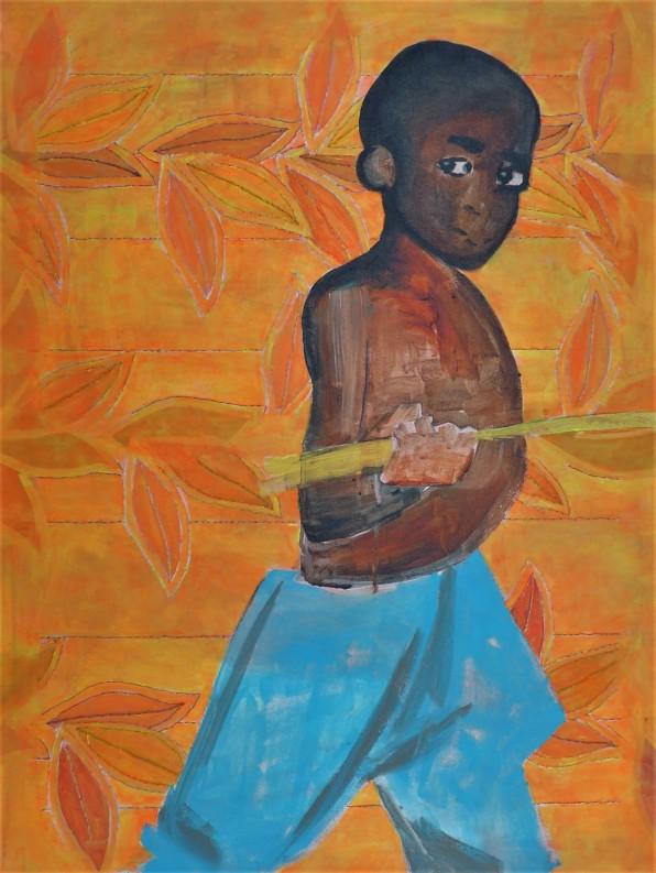 #2 Ismael (Nairobi) 60x80 €700