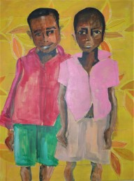 #3 Ismael's friends (Nairobi) 60x80 €700